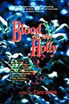 Blood on the Holly by Peter Robinson