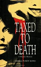 Taxed to Death (1st in Alex Bellamy Series)…