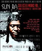 Sun Ra: Collected Works Vol. 1 -…
