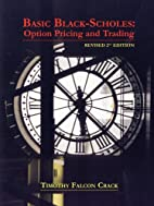 Basic Black-Scholes: Option Pricing and…