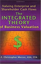 The Integrated Theory of Business Valuation:…