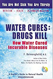 Water heals: drugs kills : you are not sick,…