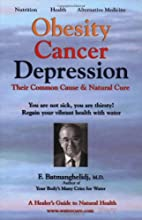Obesity Cancer & Depression: Their Common…