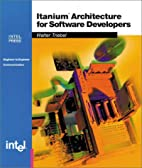 Itanium Architecture for Software Developers…