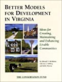 McMahon, Edward: Better Models for Development in Virginia