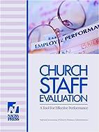 Church Staff Evaluation by Joyce Parchman