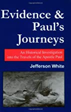 Evidence and Paul's Journeys by Jefferson…