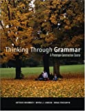 Arthur Whimbey: Thinking Through Grammar