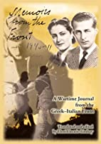 Memoirs from the Front 1940-41: A Wartime…