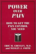 Power over Pain: How to Get the Pain Control…