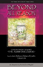Beyond All Reason: The Purim Discourse…