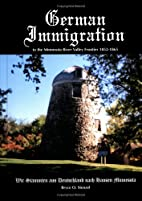 Title: German immigration to the Minnesota…