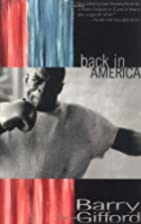 Back in America by Barry Gifford