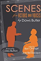 Scenes for actors and voices by Daws Butler