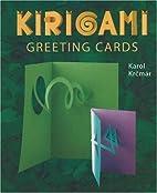 Kirigami Greeting Cards (Kirigami Craft…