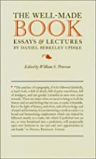 Well Made Book:Essays & Lectures by Daniel…