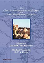 The Churches and Monasteries of Egypt and…