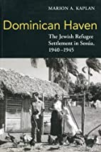 Dominican Haven:The Jewish Refugee…