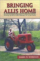 Bringing Allis Home: Growing Up with an…