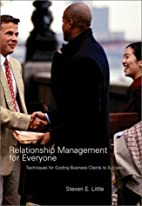 Relationship Management for Everyone:…