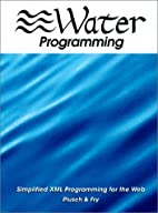 Water Programming by Mike Plusch