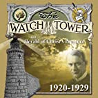 The Watchtower (1920-1929) by Research…