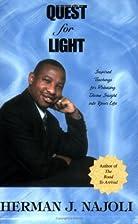 Quest for Light: Inspired Teachings for…