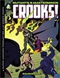 Not Available: Mutants & Masterminds: Crooks!