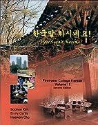 You Speak Korean First-year College Korean…