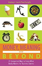 Money, Meaning and Beyond by Andrea J. Lee…