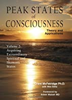 Peak States of Consciousness: Theory and…