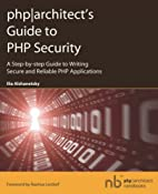 php|architect's Guide to PHP Security| by…