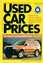 Vmr Standard Automotive Guides Used Car…
