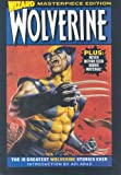 Claremont, Chris: Wizard Wolverine Masterpiece Edition 1