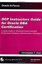 OCP Instructors Guide for Oracle DBA…