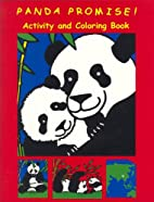 Panda Promise Coloring Book by Corkey Hay…