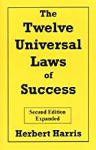 The Twelve Universal Laws of Success, Second…