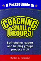 A Pocket Guide to Coaching Small Groups:…