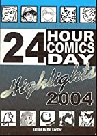 24 Hour Comics Day Highlights 2004 by Nat…