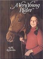 A Very Young Rider by Jill Krementz