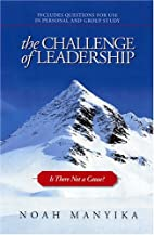 The Challenge of Leadership: Is There Not a…