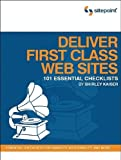 Kaiser, Shirley: Deliver First Class Websites: 101 Essential Checklists