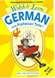 Francois Thibaut: Watch & Learn German With Professor Toto, Part 1: Eric Goes to School (German and English Edition)