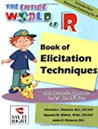 The Entire World of R Book of Elicitation…