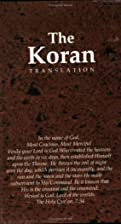 The Holy Koran Interpreted by S.V. Mir Ahmed…