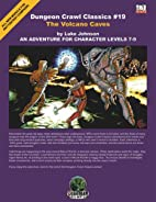 Dungeon Crawl Classics #19: The Volcano…
