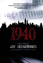 1940 by Jay Neugeboren