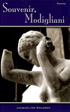 Souvenir, Modigliani by Jacqueline Kolosov