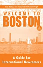 Welcome to Boston, A Guide for International…