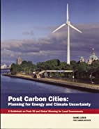 Post Carbon Cities: Planning for Energy and…